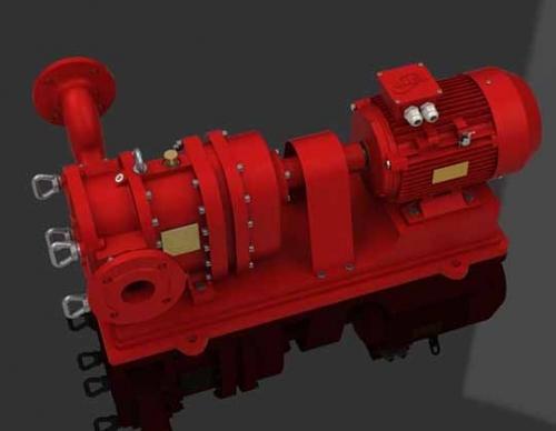移动式软管泵的应用领域