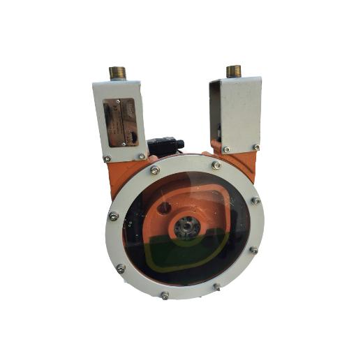 进口软管泵抽不物料的解决方法